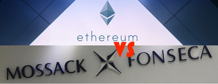 Ethereum vs Mossack Fonseca